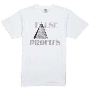 Billionaire Boys Club Men False Profits Tee (white)