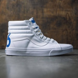 Vans Men SK8-Hi Reissue - 1966 (white / blue / red)