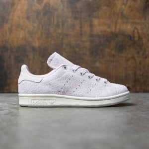Adidas Women Stan Smith (purple / ice purple / off white)