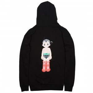 BAIT x Astro Boy Men Mechanics Hoody (black)