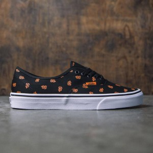Vans x MLB San Francisco Giants Men Authentic - Giants (black / orange)
