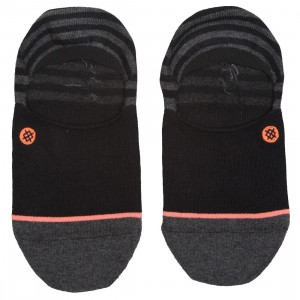 Stance Women Uncommon Invisible Socks (black)