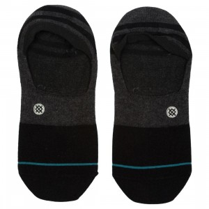 Stance Men Gamut Invisible Socks (black)