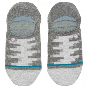 Stance Men Laretto Low Socks (gray)
