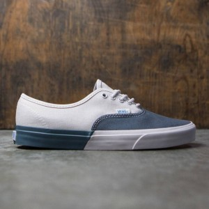 Vans Men Authentic DX - Blocked (white / gray)