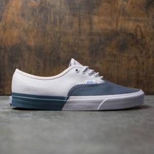 Vans Men Authentic DX - Blocked (white / gray)
