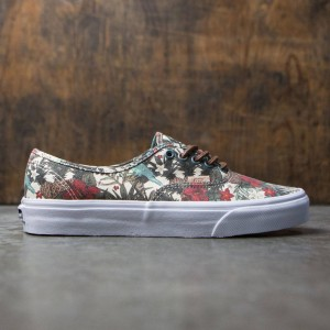 Vans Men Authentic DX - Havana (green / floral)