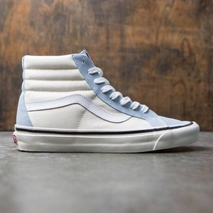 Vans Men SK8-Hi 38 DX - Anahiem Factory Collection (white / light blue)