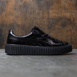 Puma x Fenty By Rihanna Men Creeper - Cracked Leather (black)