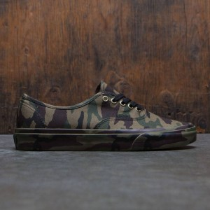 Vans Men Authentic - Mono Print (camo / camo)