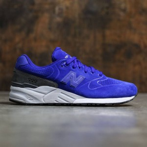 New Balance Men 999 Re-Engineered Suede MRL999BB (blue / grey)