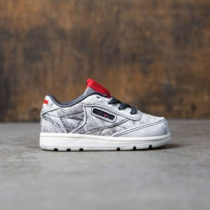 Reebok x Kendrick Lamar Toddlers Club C (white / coat / scarlet)