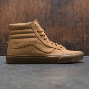 Vans Men Sk8-Hi Reissue - Vansbuck (brown / wheat)