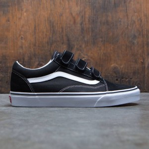Vans Men Old Skool V - Suede (black / white)