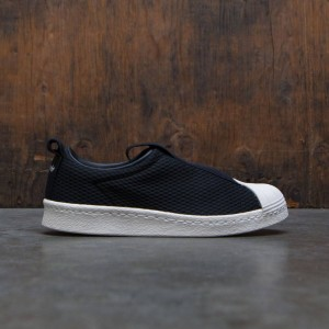 Adidas Women Superstar BW35 Slip-On W (black / core black / off white)