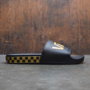 Vans Men Slide-On (black / gold)