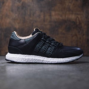Adidas Consortium x Avenue Men EQT 93/16 Support (black / vegetable tan / white)