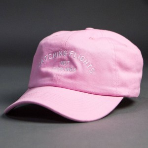 Dimepiece Catching Flights Cap (pink)