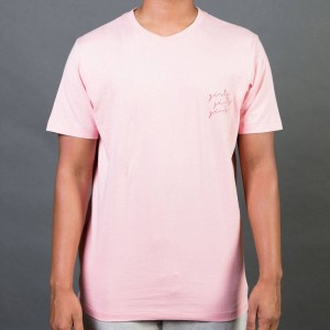 Barney Cools Men Girls Girls Girls Tee (pink)