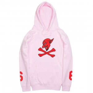 La Carrera Men Fallen Angel Hoodie (pink)