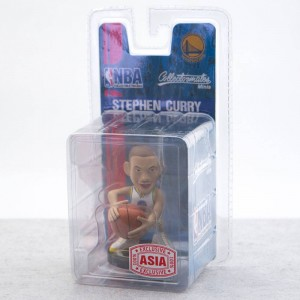 MINDstyle x NBA Golden State Warriors Stephen Curry Minimates Figure (tan)