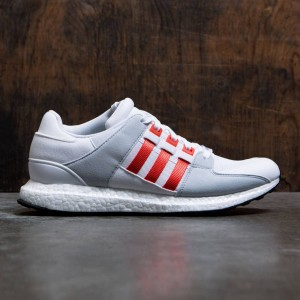 Adidas Men EQT Support Ultra (white / bold orange / clear grey)