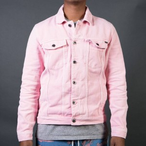Barney Cools Men B Rigid Jacket (pink)