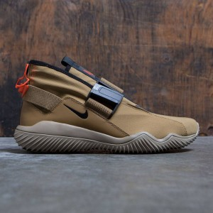 NikeLab Men Acg 07 Komyuter (golden beige / black-khaki-team orange)