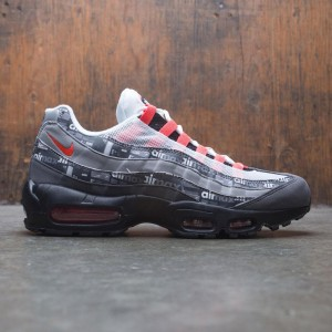 Nike Men Air Max 95 Atmos Print (black / bright crimson-medium ash)