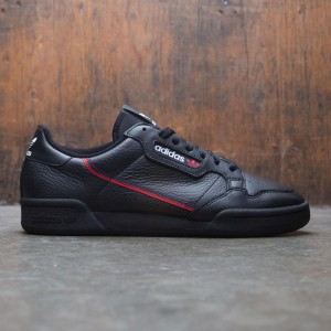 Adidas Men Continental 80 Rascal (black / scarlet / collegiate navy)