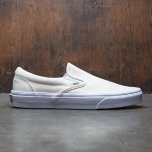 Vans Men Classic Slip-On (white)
