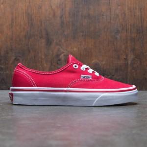 Vans Men Authentic (red)
