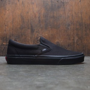 Vans Men Classic Slip-On (black)