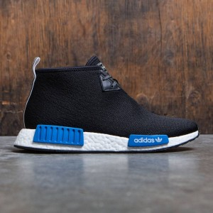 Adidas x Porter Men NMD C1 (black / core black / footwear white)