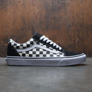 Vans Men Old Skool - Primary Checkerboard (black / white)