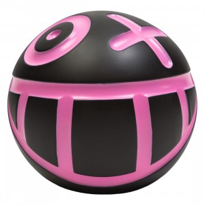 Medicom VCD Andre Saraiva Mr. A Ball Black Figure (black / pink)