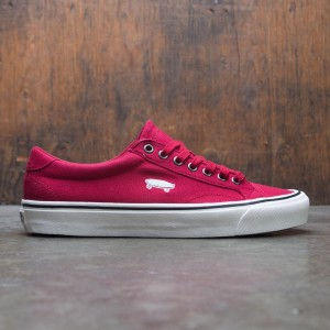 Vans Men Court Icon (red / scooter)