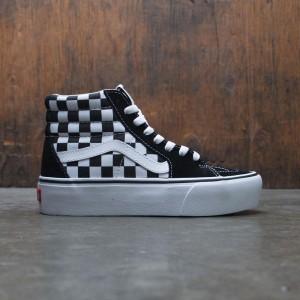 Vans Women SK8-Hi Platform 2 (black / checkerboard)
