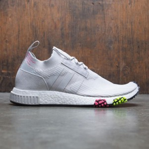 Adidas Men NMD Racer PK (gray / grey one / solar pink)