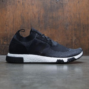 Adidas Men NMD Racer PK (black / grey five / footwear white)