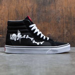 Vans x Peanuts Men SK8-Hi Reissue - Snoopy Bones (black)