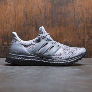 Adidas Men UltraBOOST (gray / grey two / trace grey metallic )
