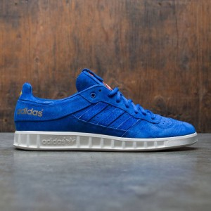 Adidas Consortium x Juice x Footpatrol Men Handball Top Sneaker Exchange (blue / power blue / chalk white)