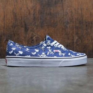 Vans x Peanuts Men Authentic - Snoopy Skating (blue)