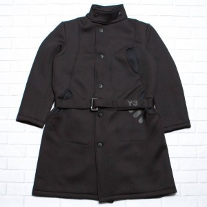 Adidas Y-3 Men FS Coat Jacket (black)