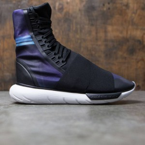 Adidas Y-3 Men Qasa Boot (purple / aop continuum / core black / footwear white)