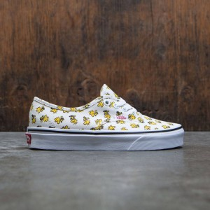 Vans x Peanuts Women Authentic - Woodstock (white / pearl)