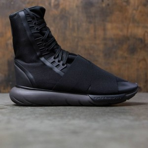 Adidas Y-3 Men Qasa Boot (black / core black / utility black)