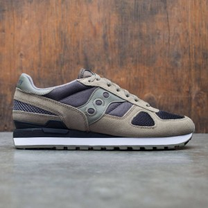 new style 5767d f987b Saucony Men Shadow Original (green   olive   black)