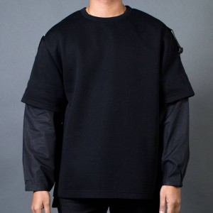 Adidas Y-3 Men Sci-Fi Short Sleeve Tee (black)